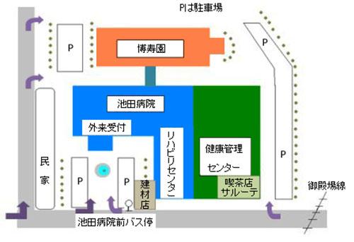 池田 病院 長泉